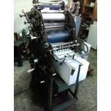Impresora Offset Ab Dick 360