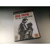 Max Payne 2 Ps2 Completo E Impecable