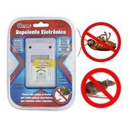 Aparelho Espanta Ratos E Baratas Eletrônico Não Usa Veneno