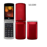 Celular Lg G-360 Dual Sim - Tapa Numeros Y Pantalla Grande