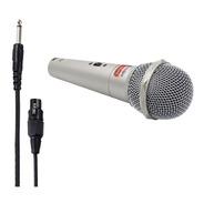 Microfono Dinamico Unidireccional Karaoke Cable Plug Wvngr