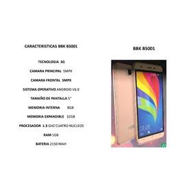 Teléfono Android Celular Barato Bbk 8gb Rom 1gb Ram