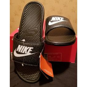 Ojotas Nike Benassi Talles 45/46/47/48 Traidas De Usa