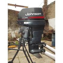 Motor Johnson 40 Hp Commercial