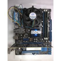 Kit Gamer Asus P5g41t-m Lx2/br + E8400 + 4gb Ddr3 + Gpu
