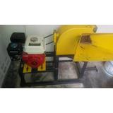 Molino De Granos Maiz Y Repicador De Pasto Con Motor De 5.5