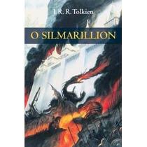 Livro O Silmarillion J. R. R Tolkien - Lacrado (mesmo Hobbit