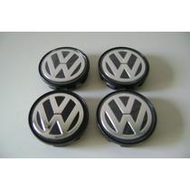Jogo Calotinhas Rodas Volkswagen Gol Turbo, Parati Turbo.