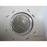 Moneda 5 Centavos Josefa Ortiz De Dominguez Escasa Año 1950