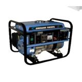 Planta Generador Muzim Gasolina 3hp 1.1kw