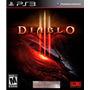 Diablo 3 Ps3 Nuevo Original Domicilio - Jgames
