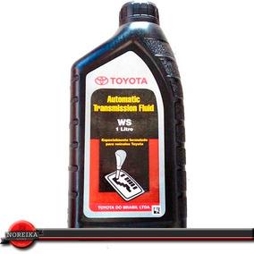 6 Óleo Para Câmbio Automático Ws Toyota Corolla 2009/2014