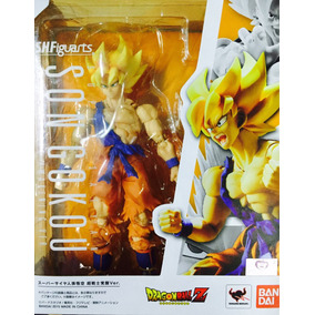 Goku Super Saiyan Warrior Awakening Dragon Ball Z Figuarts