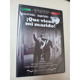 Dvd Joaquin Pardave Arturo De Cordova - Que Viene Mi Marido