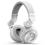 Diadema Bluetooth 4.1 Bluedio T2+, Radio Fm, Micro Sd, Blanc