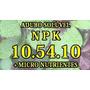Plantafol 10-54-10 Adubo Para Florescer Rosas Do Deserto 10g