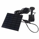 Mini Bomba Painel Solar Para Fonte Água