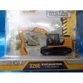 Caterpillar Miniatura 320e Excavator Escala 1/90 Original