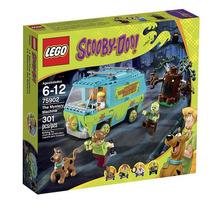 Lego Scooby Doo La Maquina Del Misterio 301 Piezas Oferta Nv