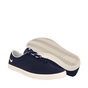 Tenis Casuales Nike 724747411 22-25 Textil Marino
