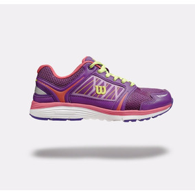 Zapatillas Wilson Training Dama ( Lh06060 Wa)-