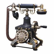 Telefono Vintage Retro Antiguo Paramount Torre Eiffel 1892