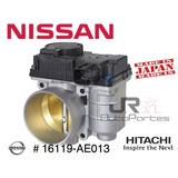 Cuerpo De Aceleración Electrónico Nissan Motores 2.5l