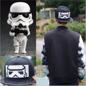 Gorra Tipo Lego Bricks Star Wars Stormtrooper