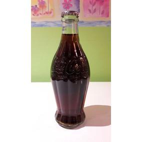 Coca Cola Botella Colección Historica Mod4 Base 1 Peso!!!