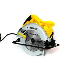 Sierra Circular Stanley 1700w 7-1/4 Con Guía Stsc1718