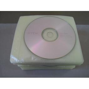 Cd Virgen Cd-r Tdk Original 700 Mb 80 Min