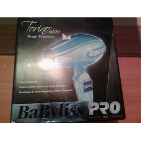 Secador Babyliss Pro Nano Titanium Torino 6100 De 2000w