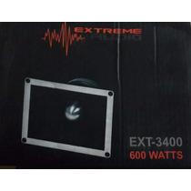 Tweeter Extreme Audio 600w Tipo Trompeta