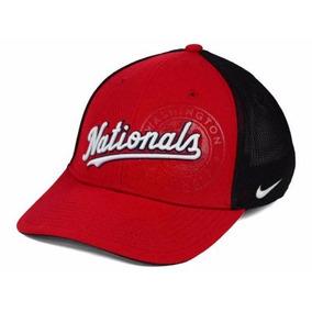 Nike Gorra Mlb Nacionales Washington Nt Sweetspot Swooshflex