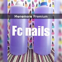 Kit Monomero Premium (1lt) Aceite Cuticula (1lt)