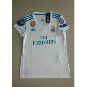 Playera Del Real Madrid 2017 Original - Playeras en Mercado Libre México 33c5b24297235