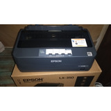 Impressora Lx350 Epson 110v Nova Na Cx Frete Grátis