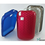 Funda Tpu Color Samsung Champ C3300 C3303 Microcentro