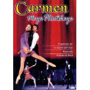 Maya Plisestkaya-lote 3 Dvd-carmen-lago De Cisnes-anna Karen