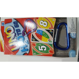 Juego Uno H2o To Go, Cartas Plastificadas Con Sujetador