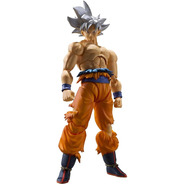 Boneco Sh Figuarts Goku Ultra Instinct Superior Dragon Ball