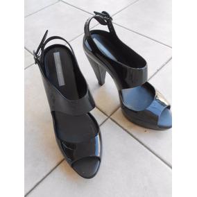 Sandalias Plásticas Melissa Taco Alto N 38 Increibles!!!!