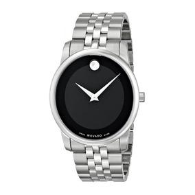 Reloj Movado 606504 Acero Inoxidable Plateado Hombre