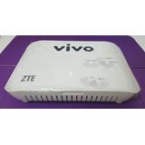 Modem Roteador Wifi Vivo Box Zte Mf23 3g Vitrine Vivo Box