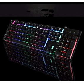 Teclado Gamer Kr-6300 Retroiluminado