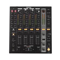 Mixer Denon Dnx 1100 Só No Território Dos Djs