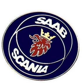 Emblema Dragão Scania 112-113 Autocolante - Codigo 1382795
