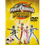 Power Rangers Operation Overdrive Dvd-hachi Anime