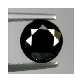 Genuino Diamante Negro Jet 4.72 Qt Certificado
