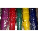 Vasos Plasticos Unicolores 7 Oz Para Fiestas Paquete De 10